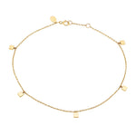 Mini Square Anklet