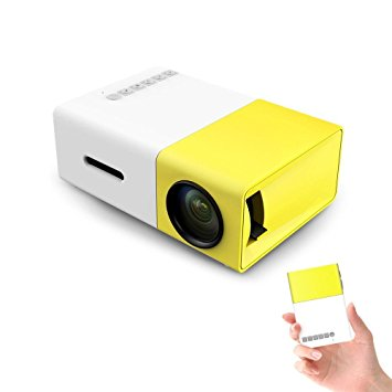 Mini Projector Full HD 1080P