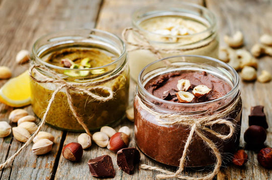 It's Time To Join The Nut Butter Fad