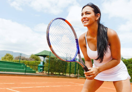 Tennis Fit: How to Train (and win) Like a Pro
