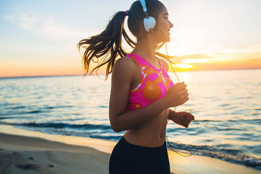 The Science Behind How Music Helps You Exercise