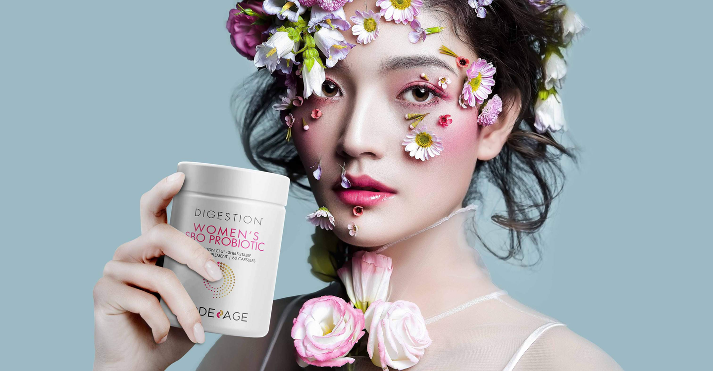Codeage Probiotics Prebiotics Gut Health Digestive Enzymes Capsules Nutrition Health Wellness Supplements