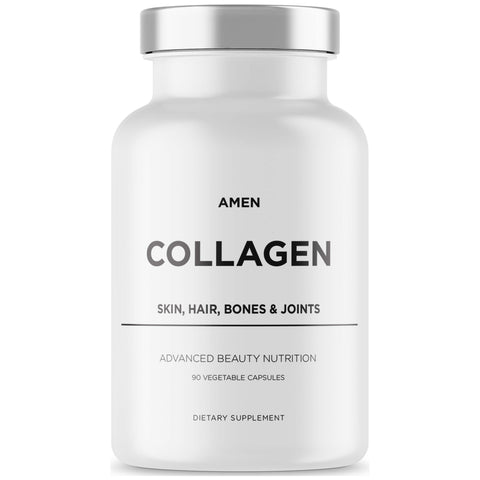 Amen - Multi Collagen Capsules Front