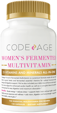 Codeage - Women's Fermented Multivitamin