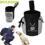 dog treat bag, dog training bag