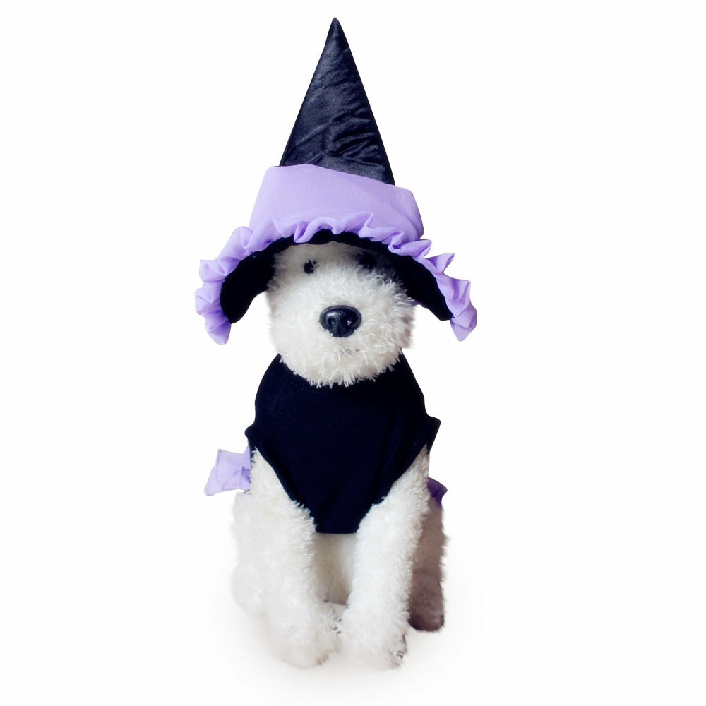 Adorable Halloween Costume for Small Dogs and Cats