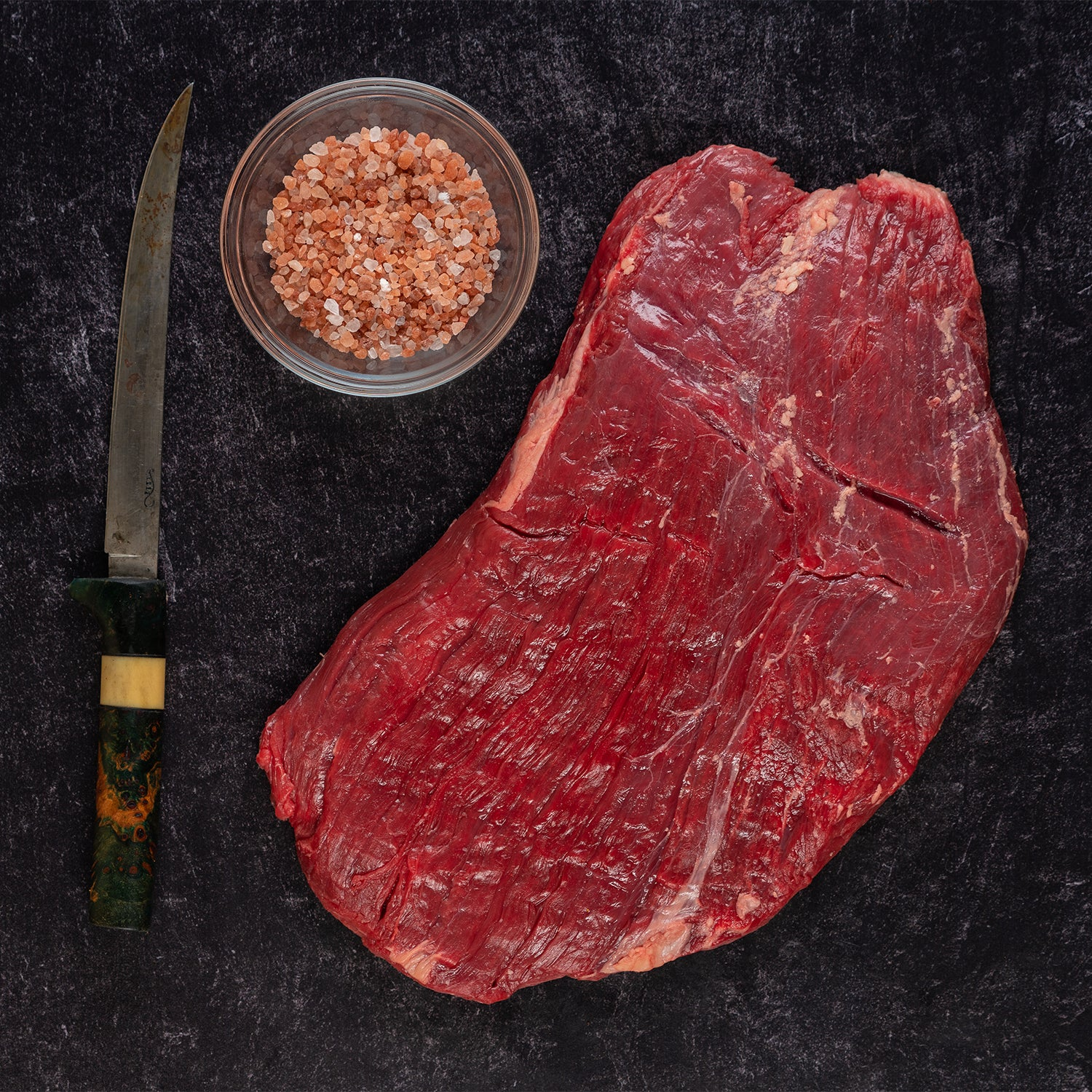 Double Aged Flank Steak