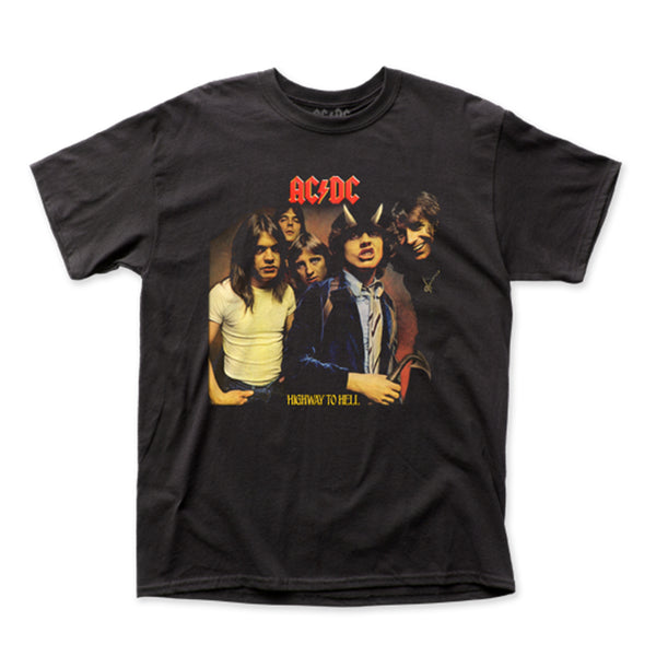 AC/DC Highway to Hell LP Cover adult tee