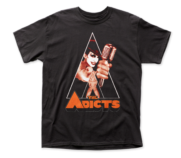 Adicts Clockwork Monkey adult tee