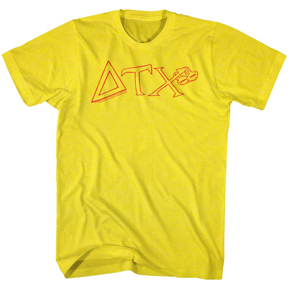 Animal House-Toget-Yellow Adult S/S Tshirt