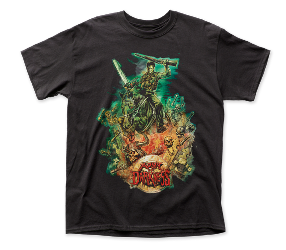 Army Of Darkness Designed by Graham Humphreys adult tee