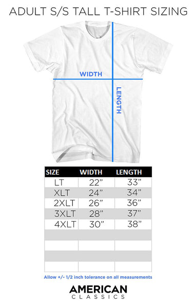 Back To The Future-Schematics-Royal Adult S/S Tshirt