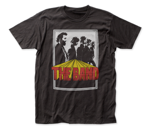 The Band Poster fitted jersey tee