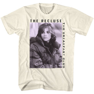 Breakfast Club-The Goth-Natural Adult S/S Tshirt