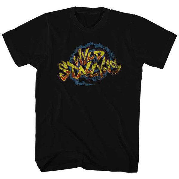Bill And Ted-Satllyns Part3-Black Adult S/S Tshirt