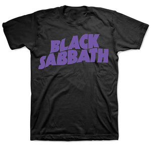 Black Sabbath Master Of Reality Logo Men's T-Shirt