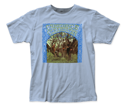 Creedence Clearwater Revival Debut Album fitted jersey tee