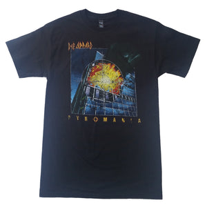 Def Leppard Pyromania Live Nation Men's T-Shirt
