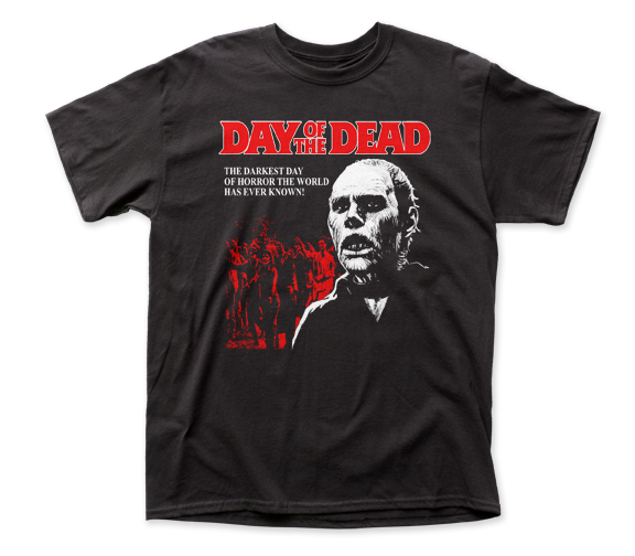 Day of the Dead Darkest Day of Horror adult tee