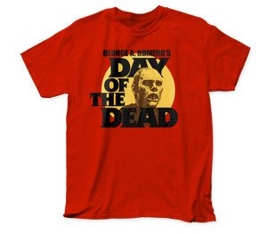 Day of the Dead Circle Portrait adult tee