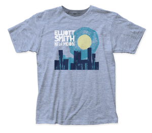 Elliott Smith New Moon fitted jersey tee