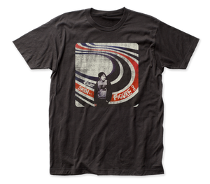 Elliott Smith Figure 8 fitted jersey tee