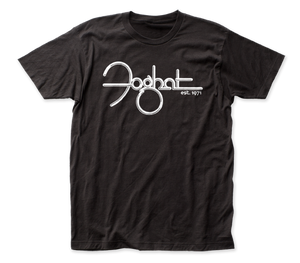 Foghat Est. 1971 fitted jersey tee
