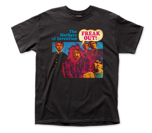 Frank Zappa Freak Out! adult tee