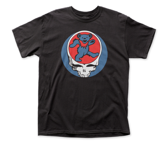 Grateful Dead Steal Your Bear adult tee