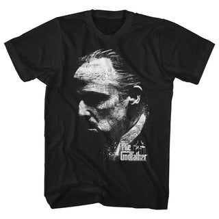 Godfather-City Profile-Black Adult S/S Tshirt - Coastline Mall