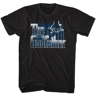 Godfather-Money-Black Adult S/S Tshirt - Coastline Mall