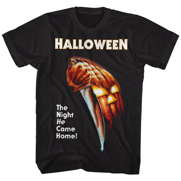 Halloween-This is halloween-Black Adult S/S Tshirt