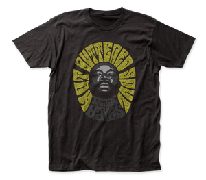 Isaac Hayes Hot Buttered Soul fitted jersey tee