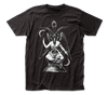 Baphomet Black Short Sleeve Impact Originals Adult Soft Slim Fit Unisex Jersey T-Shirt tee - Coastline Mall