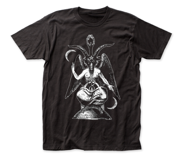 Impact Originals Baphomet fitted jersey tee