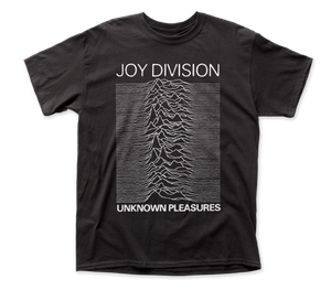 Joy Division Unknown Pleasures adult tee