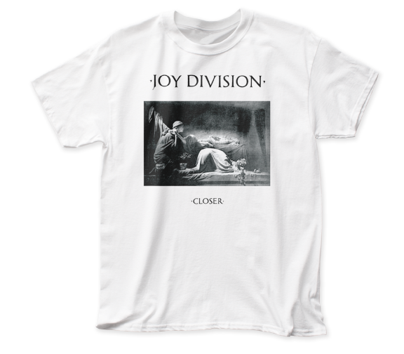 Joy Division Closer adult tee