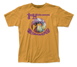 Jimi Hendrix Are You Experienced? fitted jersey tee