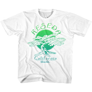 Karate Kid-Cali-Toddler-Youth S/S Tshirt