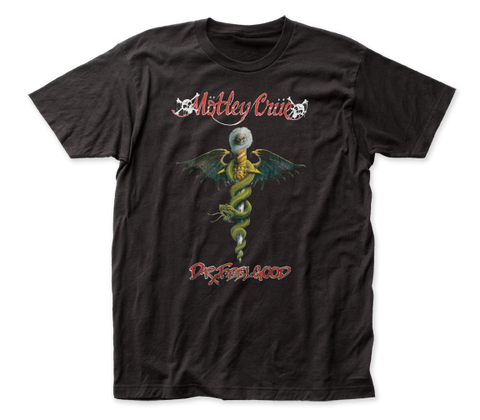 Motley Crue Dr. Feel Good adult tee