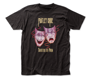 Motley Crue Theatre of Pain adult tee
