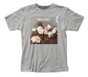 New Order Power, Corruption & Lies fitted jersey tee