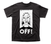 OFF! - First Four EPs | Black S/S Adult T-Shirt - Coastline Mall