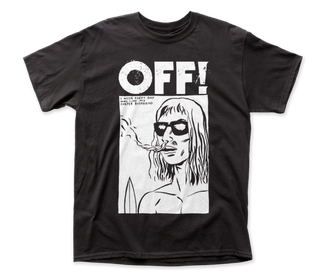 OFF! - Surfer Boyfriend | Black S/S Adult T-Shirt - Coastline Mall