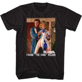 Oldschool - Frank&Doll | Black S/S Adult T-Shirt - Coastline Mall