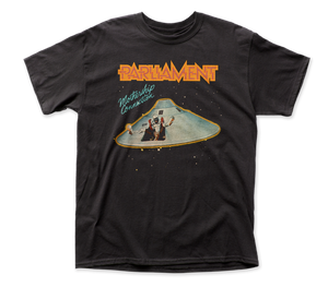 Parliament Mothership Connection adult tee