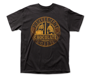 Parliament Chocolate City adult tee