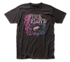 Pink Floyd - 1977 Animals Tour | Coal S/S Adult Jersey T-Shirt - Coastline Mall