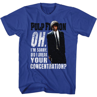 Pulp Fiction-Divine Intervention- Adult S/S Tshirt - Coastline Mall