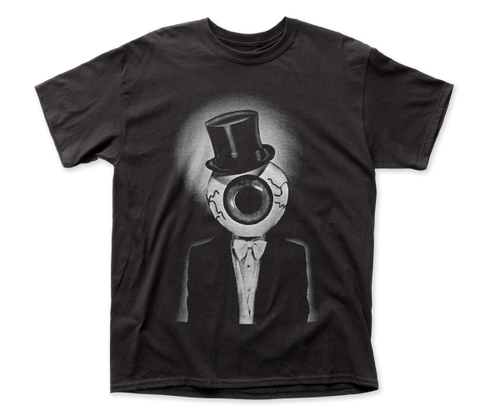 The Residents The Eyeball adult tee